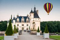 Chateau de Chenonceau, Castles of the Loire Valley, France